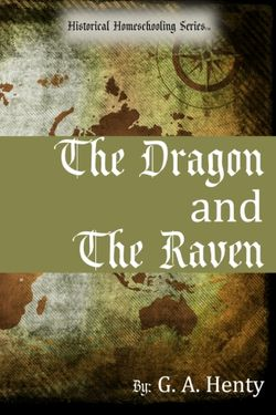 DragonandravenBookCoverImage