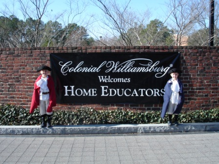 Williamsburghomeeducatorweek