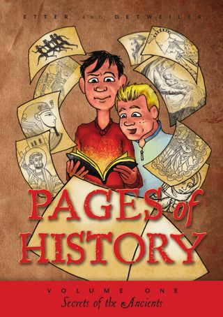 Pages of History by Veritas Press